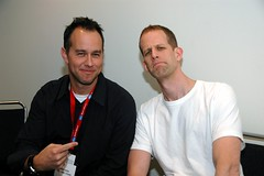 I'm not sure Pete Docter can take a serious photo