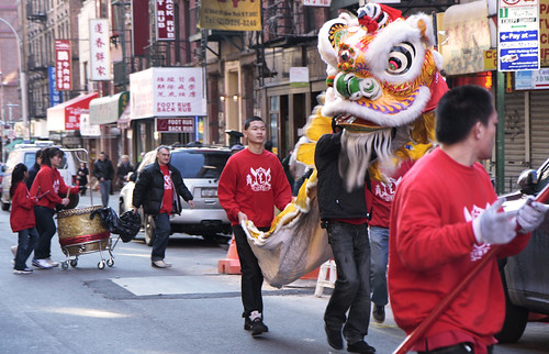 Chinese New Year 2009, NYC