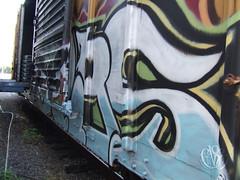 ??? (To the Core) Tags: graffiti trains freighttrains webs freightgraffiti floridafreight