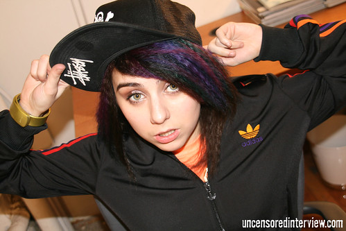 lady sovereign interview