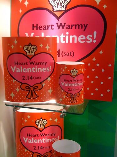 Hearty Warmy chocolates