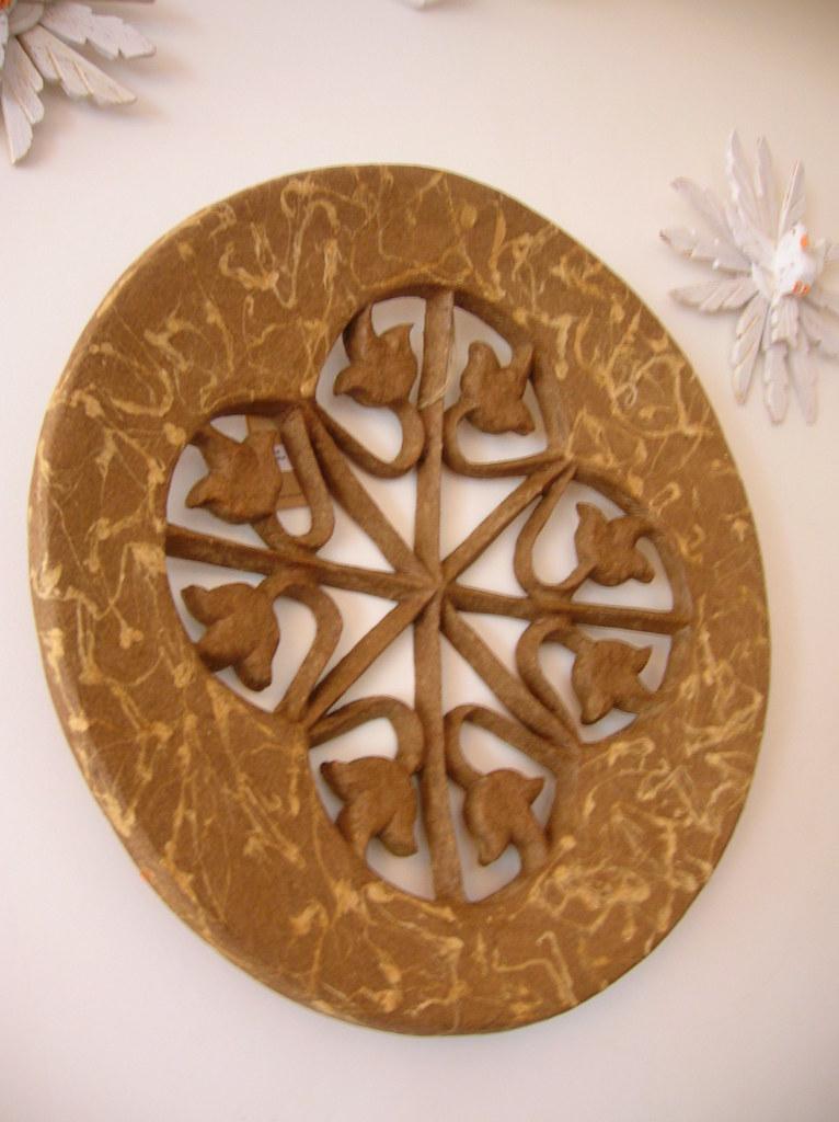 Mandala Igreja em craft