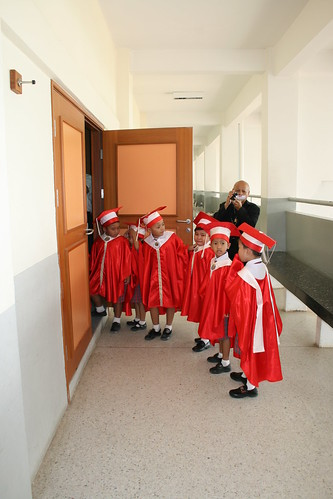 Kindergarten Students