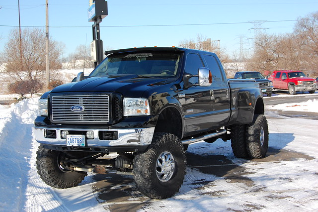 ford monster 4x4 f350 duelly superswapmer