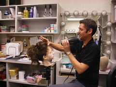 """Step 16 - Making Face Casts for """"Marie"""" (Houston Ballet) Tags: ballet marie dance theater arts culture houston cast tomboyd production marieantoinette props beheading guillotine brianwalker houstonballet jessicacollado stantonwelch kellymyernick"""