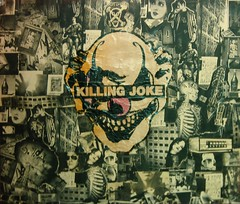 Killing joke (Luis Drayton) Tags: music art rock collage punk popart rockmusic montage photomontage punkrock rockyhorror rockandroll timcurry breakfastattiffanys foundimages katherinehepburn killingjoke ronashton
