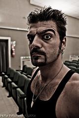 Mesmerize - Folco Orlandini (sensitive2light) Tags: portrait eye face video shoot wide singer shooting postproduction folco elaboration mesmerize orlandini proudshopper theperfectphotographer pieroparavidino kingofterror