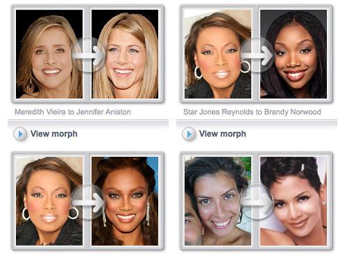 Узнать онлайн на кого похожа из знаменитостей