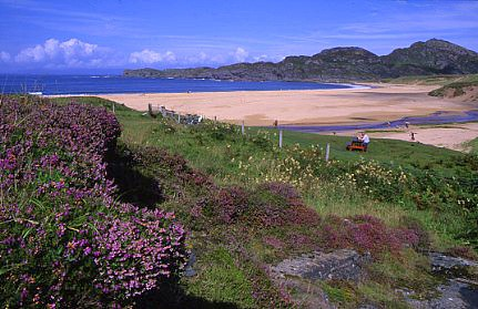 Kiloran Bay, Colonsay Copyright Sue Anderson