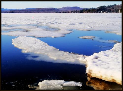 Lac d'avril