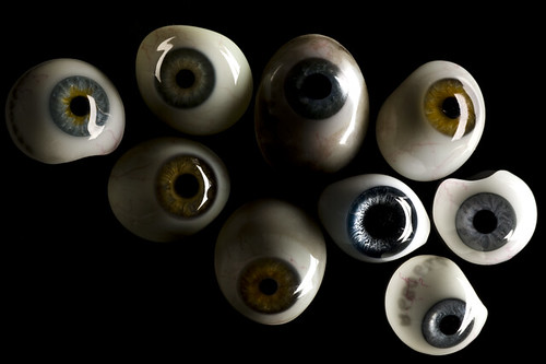 Eyes of Glass