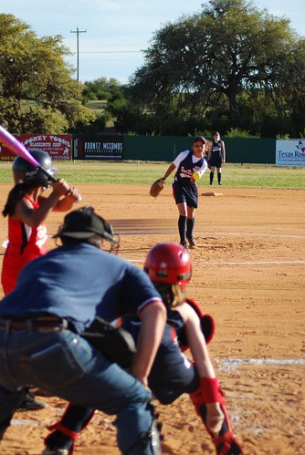 Camille pitching