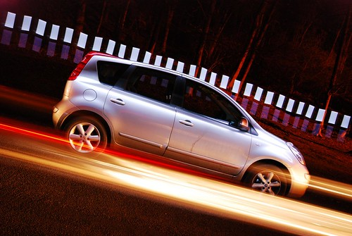 Light Painting Cars by Andrew Whyte