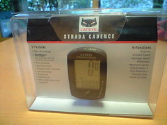 CATEYE STRADA CADENCE CC-RD200 パッケージ