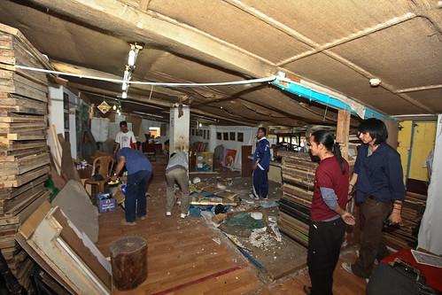 Renovating VAST Studio