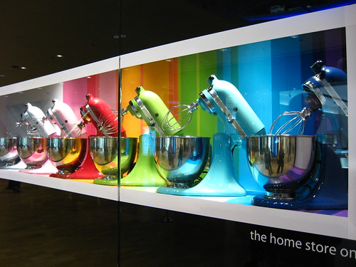 Colorful Store Display