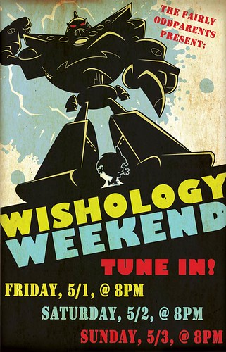 Wishology Weekend Poster