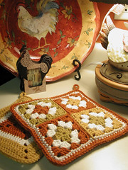 Pretty Potholders
