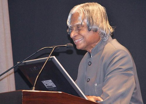 'Past Meets the Present and Creates the Future'  The Speech   By  Indian President  Dr. Abdul Kalam on 07/02/2007