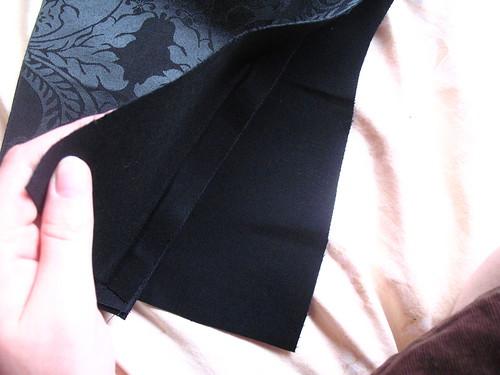 making a corset 15