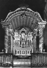 Notre-Dame-du-Laus, Le Sanctuaire