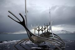 Longship (djemde) Tags: island iceland reykjavik