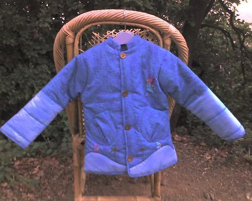 chaqueta de hadas by carolina leyton
