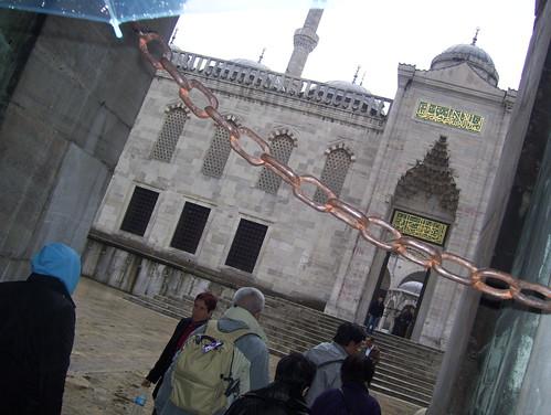Sultan Ahmet camisi
