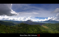 A View to Dine For (J.^2) Tags: bali panorama canon indonesia volcano cloudy crater j2 hdr active lakebatur jiangjiang kintamani mountagung mountbatur 50d jsquare