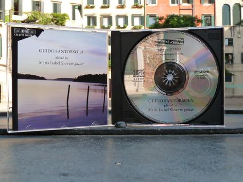 Santorsola:Guitar Music di Maria Isabella Siewers