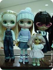 Alice, Stella, Megan e Jolie