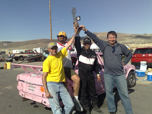 Class win at Lemons Reno