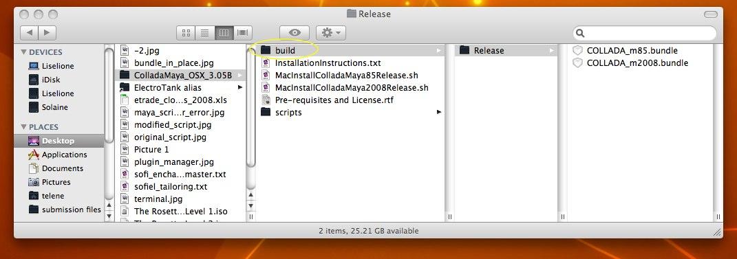 NextGen COLLADA + Maya 2008 on Mac: Won't export Constraints