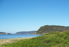 View South from Umina Beach