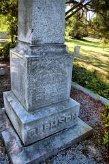 Thomas Clemson tomb