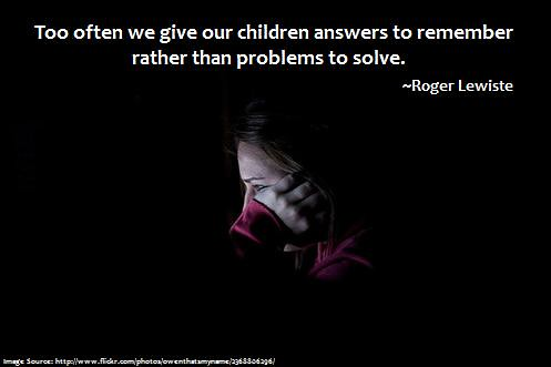 Problems to Solve by kyteacher, on Flickr