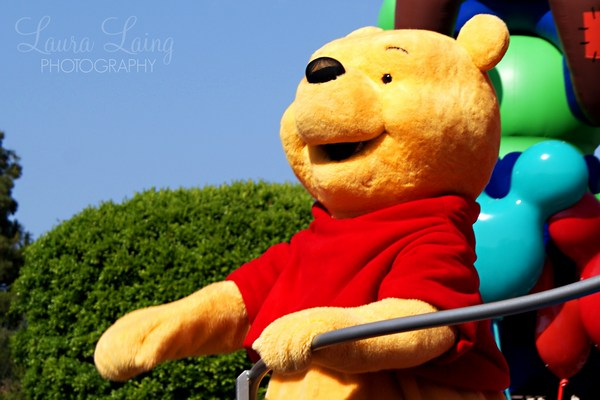 Celebrate: A Street Party Pooh
