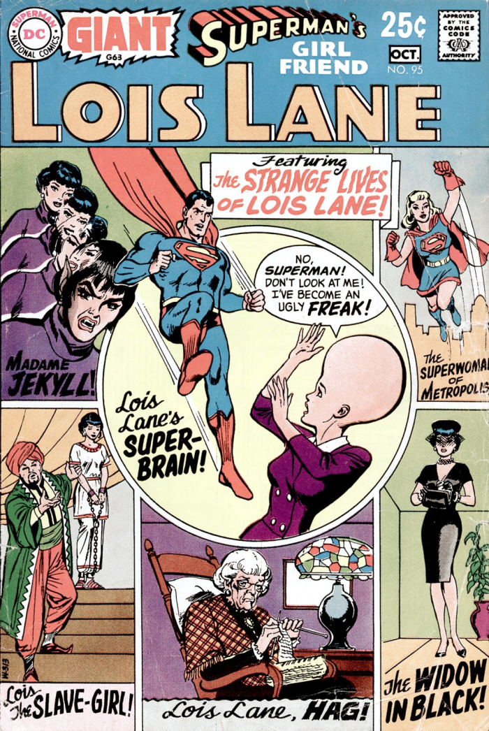Lois Lane 95 80 pg giant