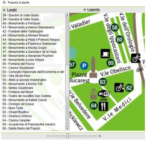 [Pianta La villa Home - Villa Borghese - Windows Internet Explorer 04062009 60447 AM]
