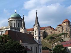 Esztergom Basilica, Keresztény Múzeum and Citadel, Esztergom