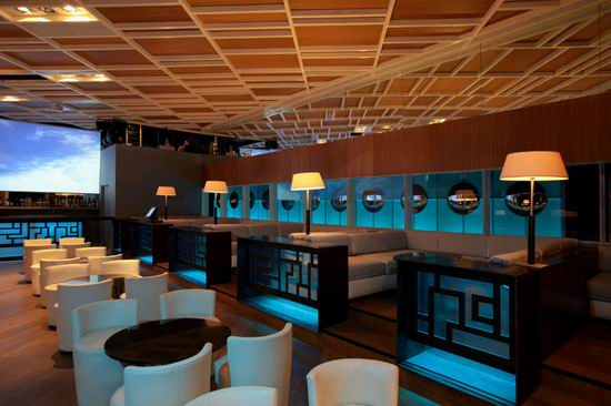 12 Nisha Acapulco - Interior Design Bar