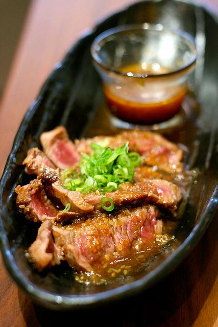 Yaki Niku - Grilled beef tenderloin