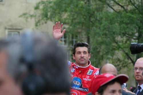 Patrick Dempsey by you.