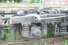 Comboio Mudar Rodas Przemysl Polnia Maio 2009 (Joo Leito  Nomad Revelations) Tags: travel train photos poland fotos viagem polonia viajar comboio przemysl