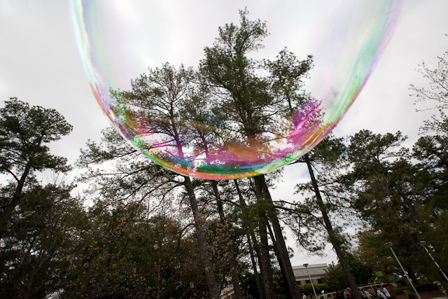 Bubble, Stone Mountain, Atlanta, Georgia
