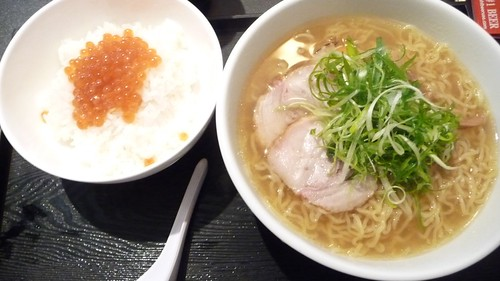 Wednesday Shio Ramen special at Tsushima