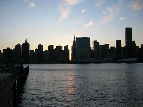 Manhattanhenge, 4