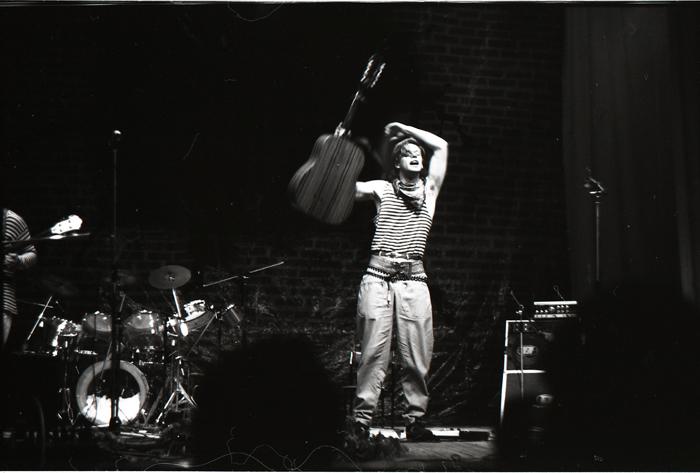 БГ, Ленинград 1987