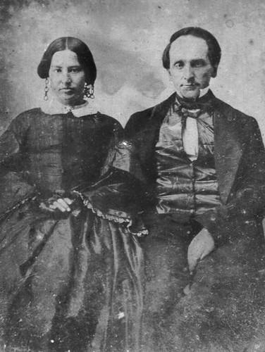 1854 Daniel & Ann Elizabeth Bigelow