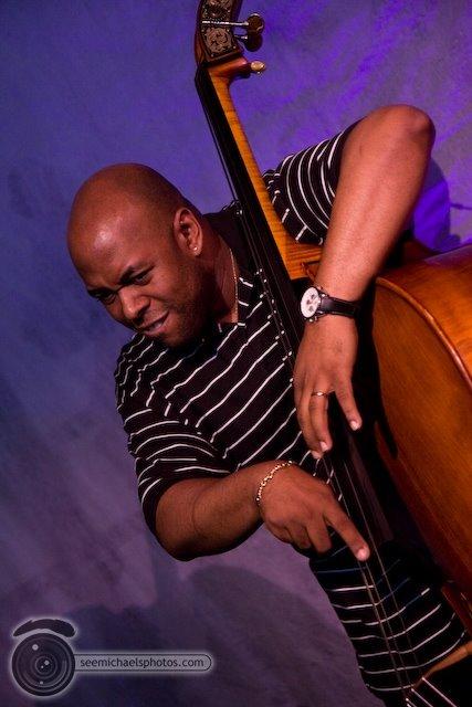 Christian McBride at the Tango Del Rey 62209© Michael Klayman-015
